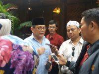 Drs. H. Taufiquhadi, M.Si Temu Kangen Dengan Pengurus FKPND Kabupaten Bogor