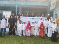 Kegiatan Sosial Karyawan Bogor Valley Hotel Kunjungi dan Santuni Yatim Piatu