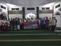 Sholat Subuh Bersama Polisi Babakan Madang di Masjid Nurul Iman