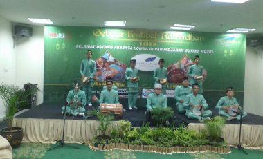 Gelaran Festival Marawis di Padjadjaran Suites Hotel Makin Meriah
