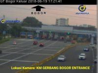 Situasi Lalin di Wilayah Hukum Polresta Bogor Kota, Pada H+4 Terpantau Tertib dan Lancar