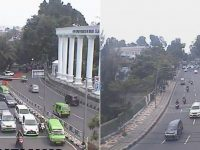 Arus Lalin Pada H+5 di Wilayah Hukum Polresta Bogor Kota, Terpantau Padat dan Lancar
