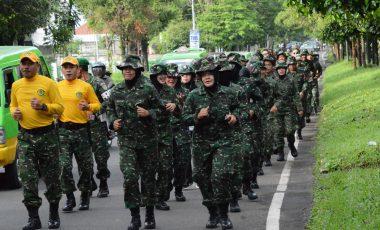 Begini Prajurit TNI AD Korem 061 Suryakancana Asah Fisik dan Skill