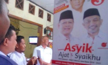 Asyik Unggul Real Count, Gerindra Bogor dan Ruyat Doakan Prabowo Presiden 2019