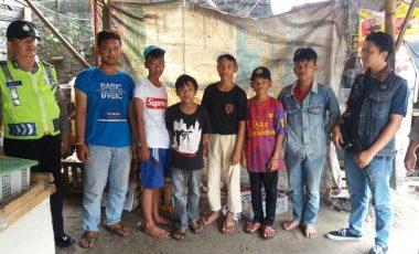 Polsek Bogor Barat Gelar Operasi Premanisme dan Saber Pungli