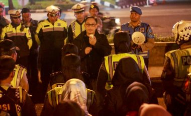 Polresta Bogor Kota Kembali Menggelar Apel Patroli Skala Besar