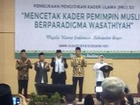 Pendidikan Kader Ulama, MUI Kabupaten Bogor Secara Resmi Dibuka Presiden Jokowi