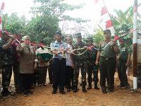 Di Akhir Pelaksanaan TMMD 102 Kodim 0621/Kabupaten Bogor Berhasil Wujudkan Harapan Warga