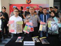 5 Pelaku Curas Dengan Modus Gembos Ban, Berhasil Dibekuk Sat Reskrim Polres Bogor