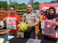 Sat Reskrim Polres Bogor Ungkap Kasus Pengoplosan Gas LPG di Cileungsi