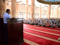 Danlanud ATS: Tahun Baru Islam Momentum Menjadikan Pribadi Pandai Membangun Masa Depan