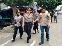 Kapolresta Bogor Kota Monitoring Keberadaan Warung Penjual Miras