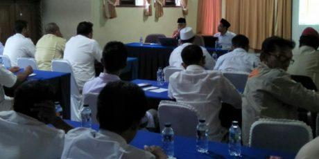 Menangkan Prabowo – Sandi, Caleg Gerindra Kota Bogor Gelar Bimtek