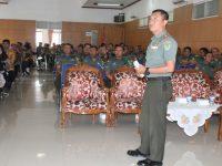 Dandim 0607/Kota Sukabumi Berikan Penyuluhan Tentang P4GN Bagi Tiga Pilar