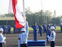 Pangkoopsau I Ajak Prajurit TNI AU Tingkatkan Budaya Think Safety Work Safely