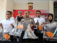 Polres Bogor Ungkap Pelaku Kasus Kekerasan dan Tawuran Antar Sekolah di Cibinong