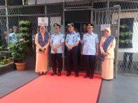 Teguh Wibowo Pejabat Baru Kalapas Kelas II Paledang Kota Bogor