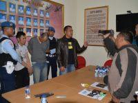Dua Orang Diduga Pengedar Narkotika Jenis Sabu DiamankanSatpom Lanud ATS Bogor