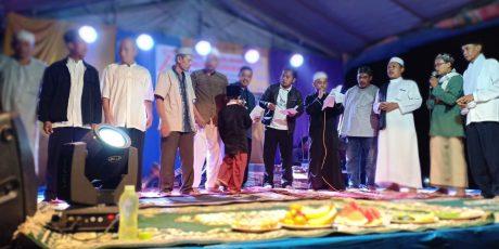 Yayasan Tanwirul Dhuafa Ciampea Gelar Tabligh Akbar dan Santunan Anak Yatim