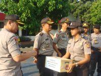 Aksi Sosial Polres Bogor Galang Dana Bagi Korban Gempa dan Tsunami Sulawasi Tengah