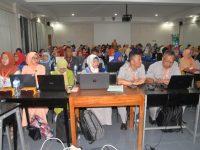 Workshop Peningkatan Mutu Sekolah Angkasa Bidang Kurikulum dan Kesiswaan di Lanud ATS