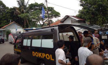 Satu Korban Tewas Tertabrak Kereta Api Jurusan Bogor-Jakarta