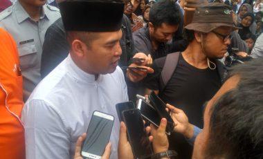 Jenazah Herjuno Darpito Korban Jatuhnya Pesawat Lion Air JT610 Tiba di Rumah Duka