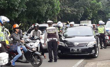 Sat Lantas Polresta Bogor Kota Gelar Operasi KTMDU