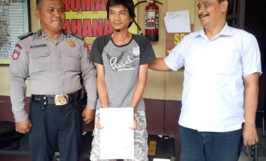 Satu Pelaku Pengedar Ganja Berhasil Dibekuk Sat Res Narkoba Polresta Bogor Kota
