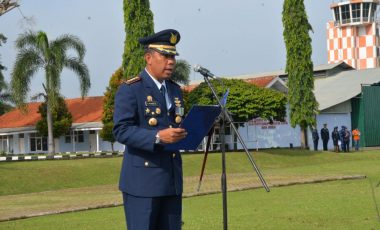 Peringatan Hari Pahlawan di Lanud Atang Sendjaja Momentum Melakukan Instrospeksi Diri