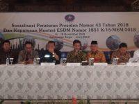 Sosialisasi Perpres Nomor 43 Tahun 2018 Dilaksanakan di Kemang Bogor