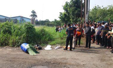 Respon Cepat Polsek Klapanunggal Tangani Penemuan Mayat Dalam Tong Sampah