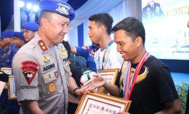 Kapolda Jabar Hadiri Acara Syukuran HUT Polairud ke-68 Tahun 2018