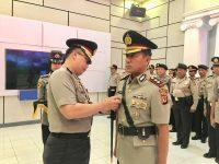 Kapolresta Bogor Kota Pimpin Upacara Pelantikan Pejabat Baru Wakapolresta