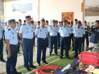 Marsda TNI Fadjar Prasetyo Apresiasi Kinerja Danlanud Atang Sendjaya