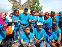 Reuni Ketiga Alumni 88 SMPN Semplak Diadakan di Pantai Anyer Banten