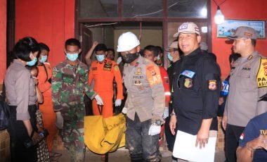 Kerja Maksimal Tim Tanggap Darurat Bencana, Kembali Berhasil Temukan 9 Korban Tanah Longsor di Cisolok