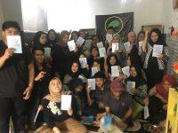 Literasi Aktif 2 Tahun Namun Rumah Baca Sang Pembelajar Tak Terjamah Pemerintah