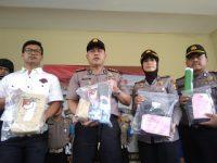 8 Pelaku Dari Enam Kasus Kejahatan Dibekuk Sat Reskrim Polresta Bogor Kota