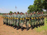 Lanud J.B. Soedirman Gelar Latihan Drill PHH Tingkatkan Kesiapan Dukung Pengamanan Pileg dan Pilpres 2019