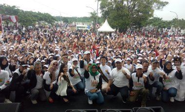 Puncak MRSF 2019, Band Naif Hipnotis Ribuan Kaum Millenial dan Masyarakat Kab. Bogor