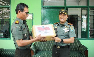 Silaturahmi dan Tatap Muka Dandim 0607/Kota Sukabumi Rem 061 Dengan Jajaran Koramil 0703/Baros