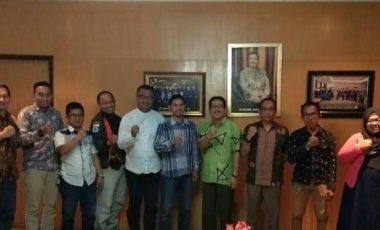 PW IWO Sulsel Jalin Kerjasama Dengan UNIFA Makassar Sukseskan Program Edukatif Membangun Daerah