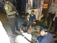 Patroli Skala Besar KKYD Gabungan TNI-Polri Kota Bogor, 2 Orang Pelaku Diringkus Bawa Senjata Tajam