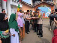 Sambut HUT ke 73 Bhayangkara, Polres Bogor Giat Bhakti Sosial di Kecamatan Cisarua