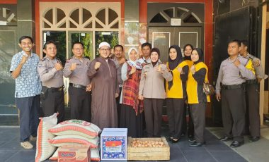 Sejumlah Tokoh Agama Kota Bogor Ucapkan Selamat HUT Bhayangkara ke 73 Bhayangkara