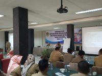 DPMD Kab. Bogor Selenggarakan Bimtek Bagi Panitia Pilkades Tingkat Kecamatan