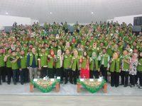 Bupati Bogor Buka Kegiatan Penguatan Kapasitas Petugas SLRT Graha Panca Karsa dan Puskesos