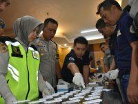 Polres Bogor Tes Urine Anggota Antisipasi Narkoba