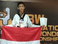 Pelajar Asal Bogor Torehkan Prestasi Gemilang, Sabet Emas di Kejuaraan Taekwondo Internasional